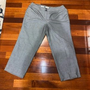 Talbots Classic Fit Trousers Size 24W